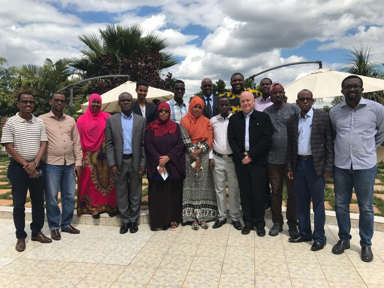 Promoting and Building Social Protection is Critical for Rebuilding of Somalia
