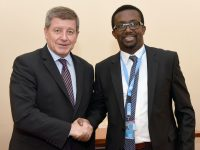 ILO Director-General meets Somali Trade Unions Delegation